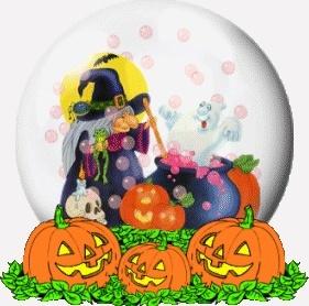 Tous ce qui est en rapport avec halloween, sauf les sorcière 11411710
