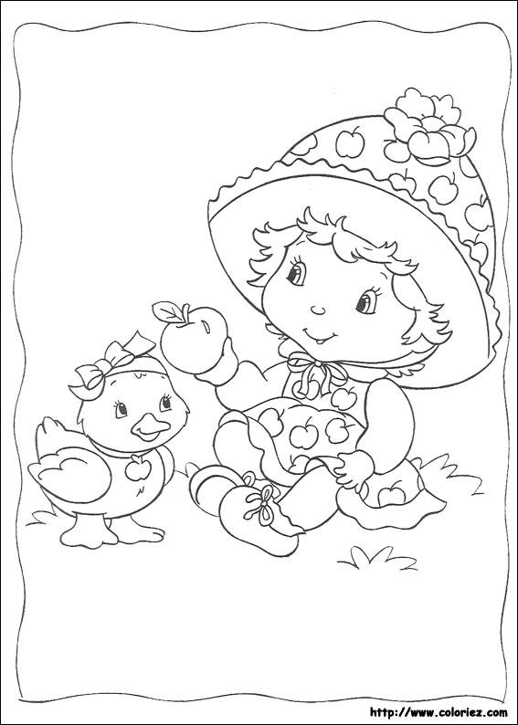 Charlotte aux fraises. 803iao10