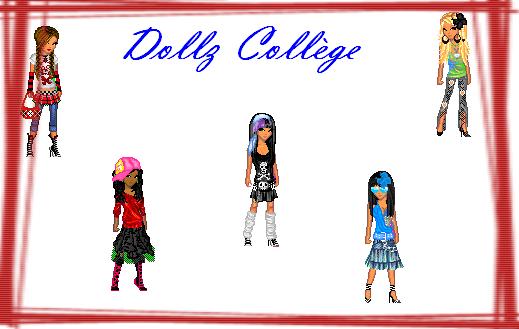 Dollz Collège