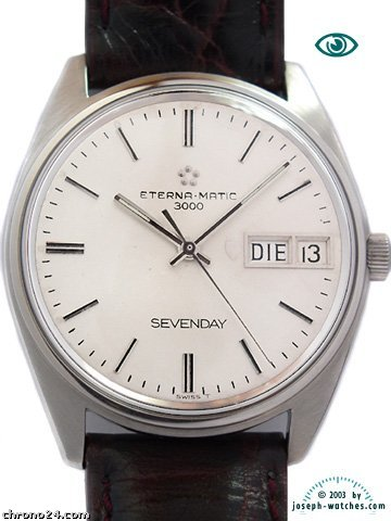 Eterna - Ma montre de NOEL! eterna Eterna11