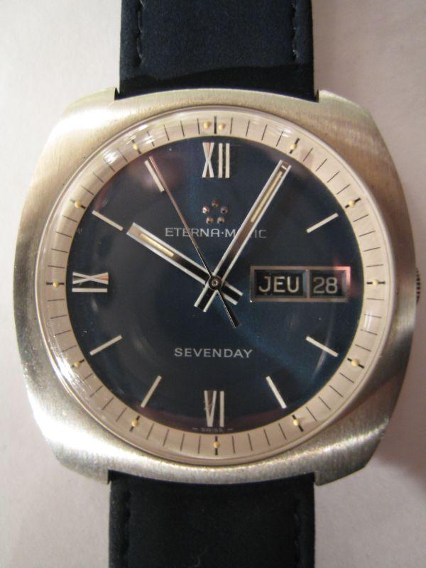 Eterna - Ma montre de NOEL! eterna Eterna13