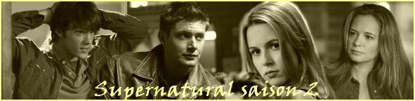 Supernatural - Le Forum