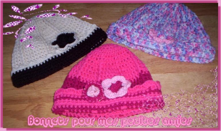 des chapeaux en laine Bonnet10