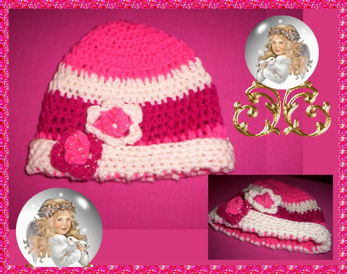 des chapeaux en laine Bonnet12