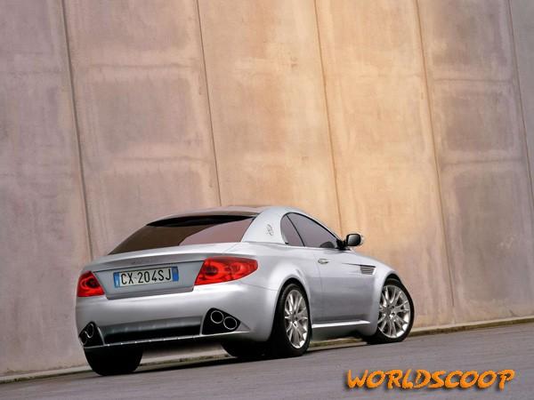 2007 - [Maserati] GranTurismo Masera10