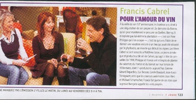 Le vin de Francis - Page 6 Franci15
