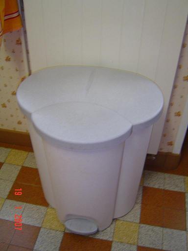 Poubelle pour tri s lectif - Petite poubelle tri selectif ...