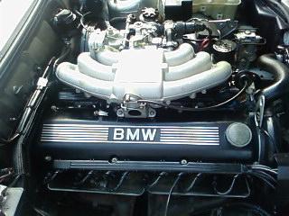 moteur m20 . 320i , 325i (e30)