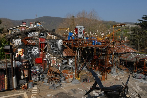 La demeure du chaos,thierry ehrmannart-maniac le blog de bmc, http://art-maniac.over-blog.com/ le peintre bmc,bmc le peintre,,