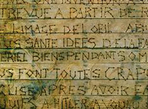 le plancher de jeannot,bmc,art maniac,art brut,art-maniac le blog de bmc, http://art-maniac.over-blog.com/ le peintre bmc,bmc le peintre,