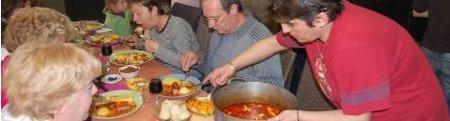 forum citoyen, le repas de demaim midi