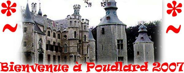 Poudlard 2007