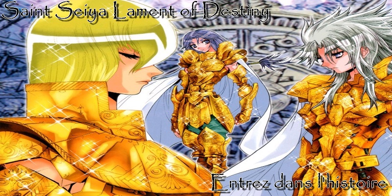 Saint Seiya Lament of Destiny