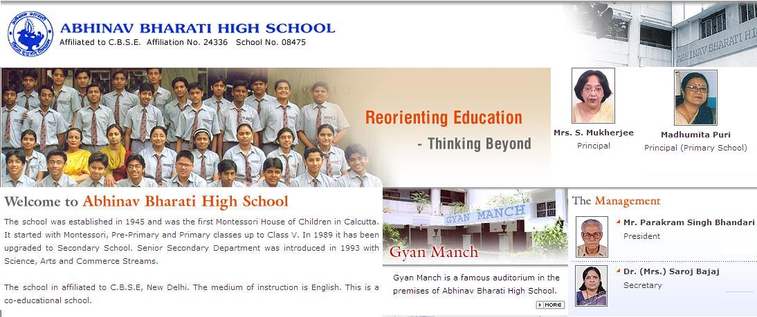 ABHINAV BHARATI HIGH SCHOOL