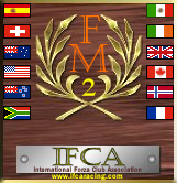 IFCA Race Official