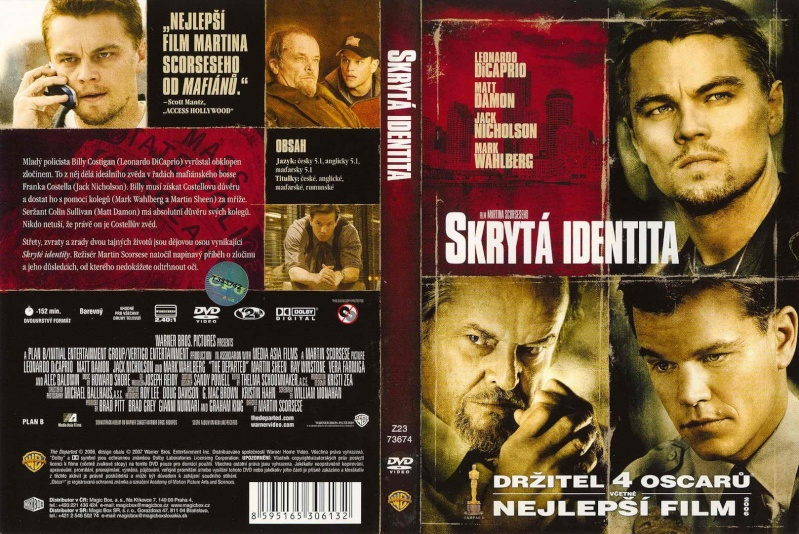 Re: Skrytá identita / The Departed (2006)