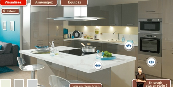 Help for Cuisine 40m2