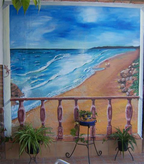 Trampantojos - Como pintar bien una pared ...