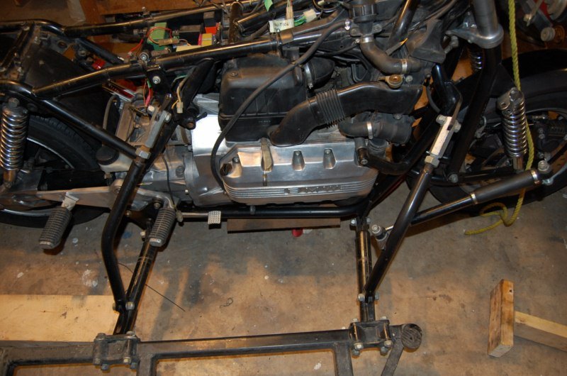 Subframe Construction K100 Side Car - Page 2