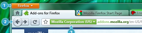Firefox 4 Screenshot