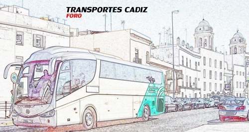 TRANSPORTES P�BLICOS EN C�DIZ