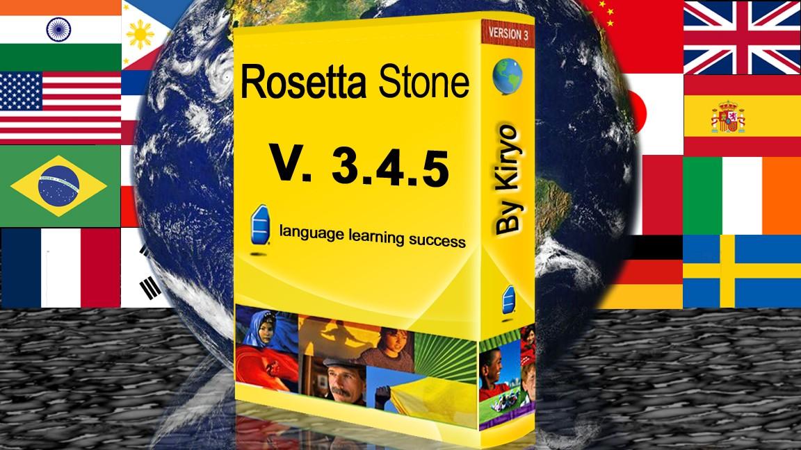 rosetta stone descargar full