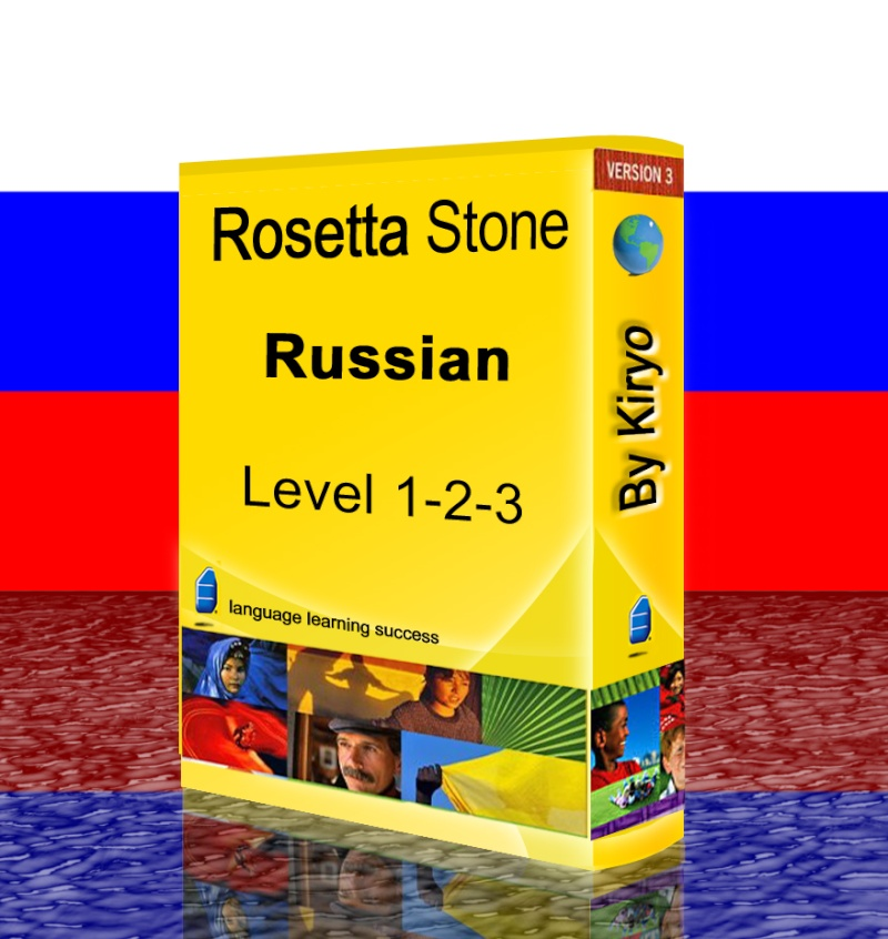 which version of Rosetta Stone - Learn Russian (Level 1, 2, 3, 4 & 5 Set) to buy?
