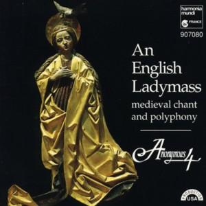 ENGLISH LADYMASS