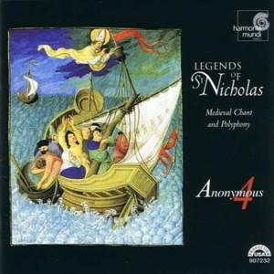 LEGENDS ST NICHOLAS