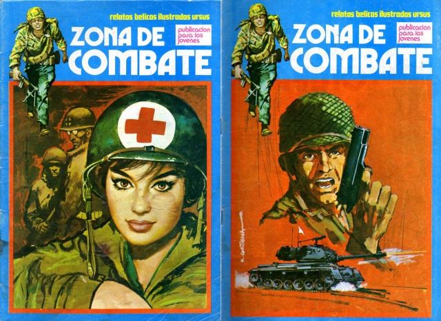 Zona de Combate [43-44][Cómic][Español]