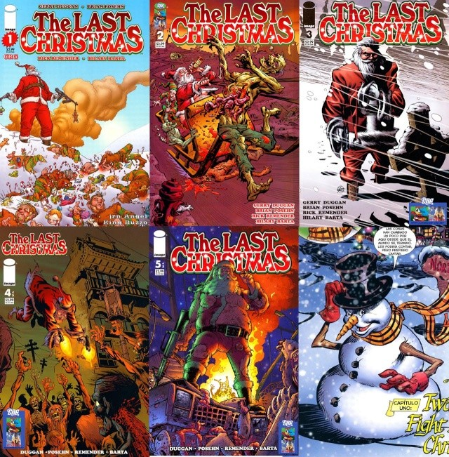 The Last Christmas [1-5][Cómic][Español]