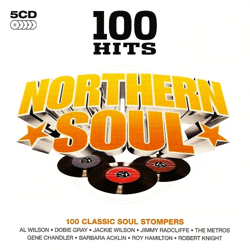 100 Hits Northern Soul [5CDs] (2011) - ToRReNTaZoS