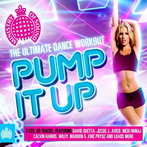 Ministry Of Sound: Pump It Up 2013 [3CDs] (2013)