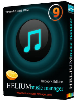 Helium Music Manager 9.3 Build 11570 Premium and Network Edition [Multi] - R�pido reproductor de audio