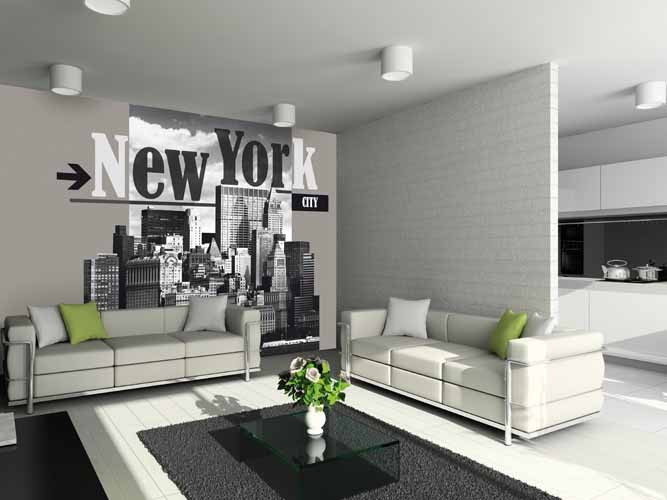 conseil de d co style new york page 2. Black Bedroom Furniture Sets. Home Design Ideas
