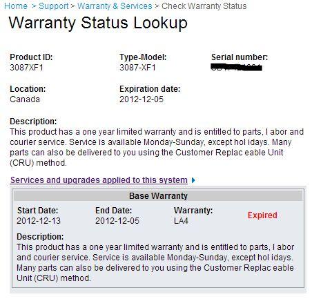 Lenovo Canada] Price protection! 30/01 -BB: Lenovo P580