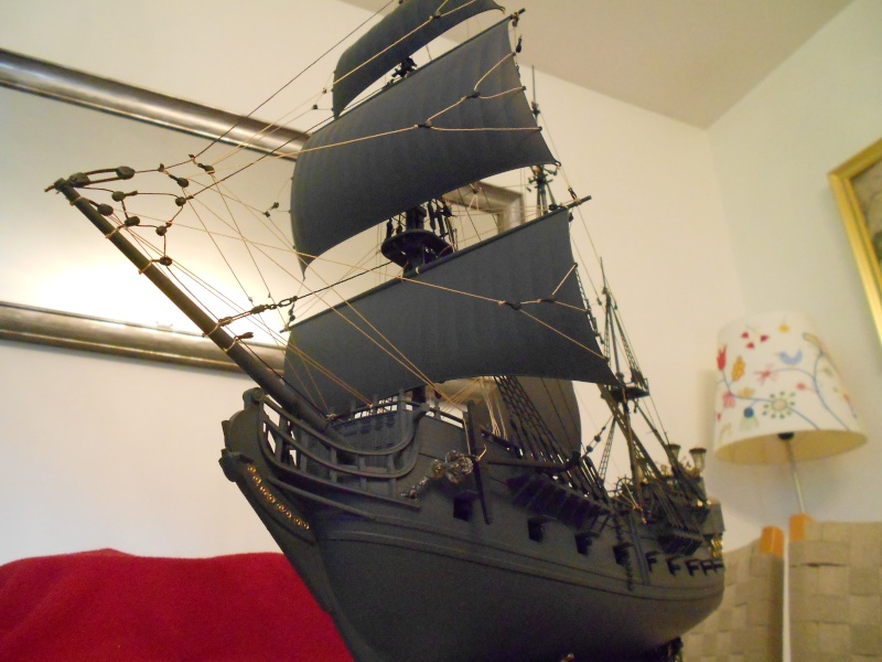 maquette black pearl 1 72. Black Bedroom Furniture Sets. Home Design Ideas
