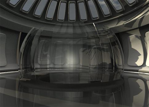 Furie des flots un vaisseau l gendaire entrez dans la for Interieur vaisseau spatial