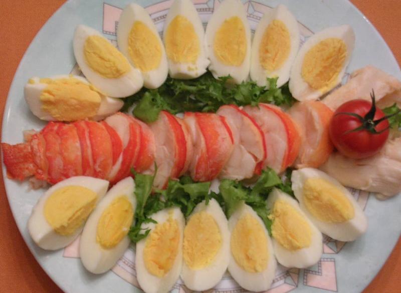 Langoustines homard et langouste un trio festif de for Cuisine queue de langouste