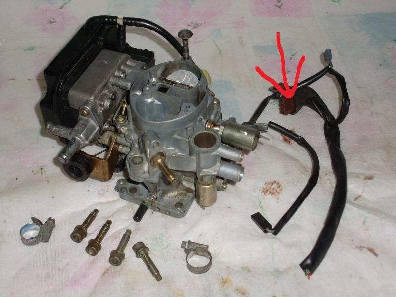 carburateur solex 405 gl
