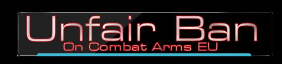 UnFair Combat Arms Bann