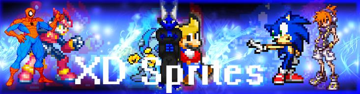 XD'Sprites
