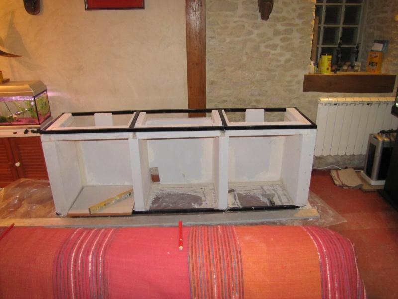 Fabrication meuble en siporex page 2 for Meuble en siporex