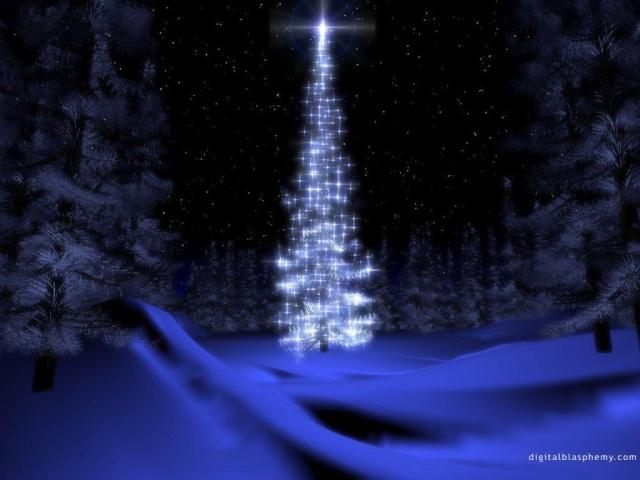 Une légende de l'arbre de Noël : dans CONTE design10
