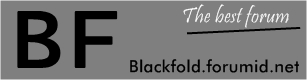 BLACK FOLD |BF|