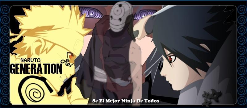 Naruto Generation.