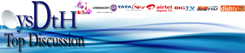 YS.FTA.DISCUSSIONS  (on FTA Channels & PC Related Issues)