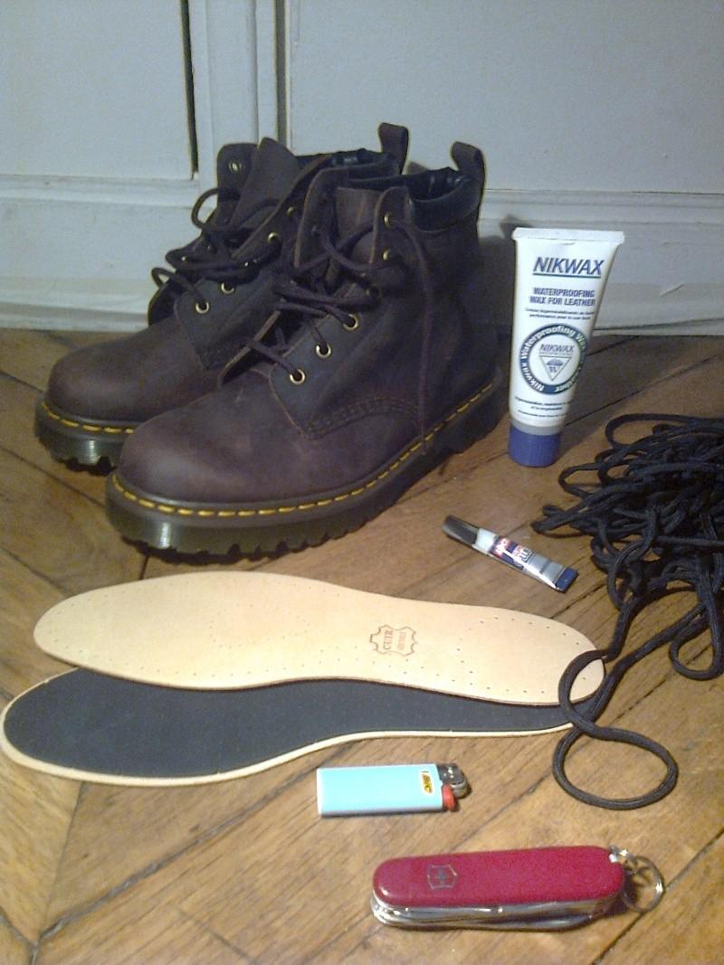 entretenir ses chaussures. Black Bedroom Furniture Sets. Home Design Ideas