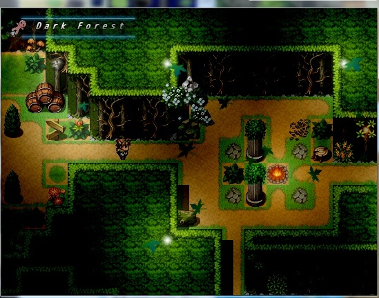 Map Name On Top Of Screen JS PLugin | RPG Maker Forums