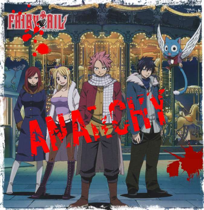 Fairy Tail: Anarchy